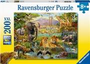 Animals Of The Savanna 200 Piece Puzzle | Merchandise