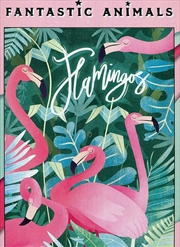 Fantastic Animals - Flamingos 500 Piece Puzzle | Merchandise