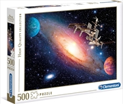 International Space Station 500 Piece Puzzle | Merchandise