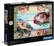 Michelangelo: Creation Of Man | Merchandise