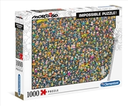 Mordillo: Impossible 1000 Piece Puzzle | Merchandise