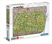 Mordillo: Match 1000 Piece Puzzle | Merchandise