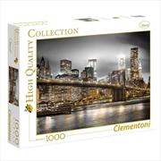 New York Skyline 1000 Piece Puzzle | Merchandise