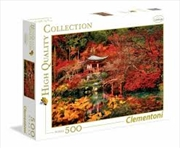 Orient Dreaming 500 Piece Puzzle | Merchandise