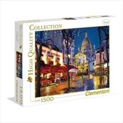 Paris, Montmartre   Merchandise