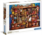 Ye Old Shoppe 1000 Piece Puzzle | Merchandise