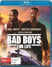 Bad Boys For Life | Blu-ray