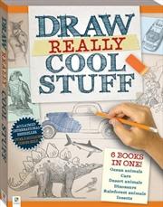 Draw Really Cool Stuff | Books