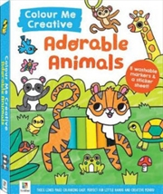 Adorable Animals   Books