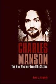 Charles Manson | Books