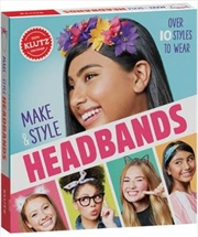 Make Style Headbands | Paperback Book