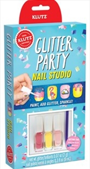 Glitter Party Nail Studio | Toy