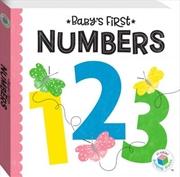 Building Blocks Neon Baby's First Numbers (premium) | Merchandise