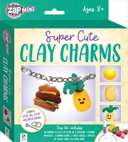 Super Cute Clay Charms | Books