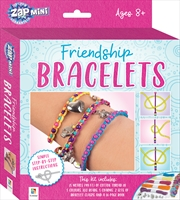 Zap Mini: Friendship Bracelets | Books