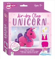 Air-Dry Clay: Unicorn | Books