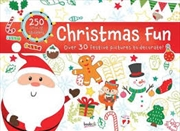 Giant Carry Along Floor Pad Chistmas Fun | Books