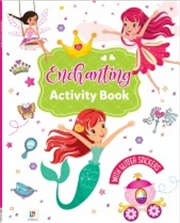 Enchanting Activity Book With | Books