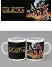Battlestar Galactica Key Art 1 | Merchandise