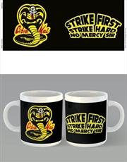 Cobra Kai Strike First | Merchandise