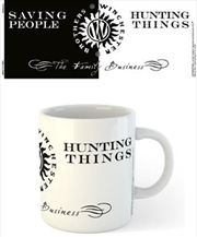 Supernatural Hunting Things | Merchandise