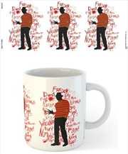 Nightmare On Elm Street - Text | Merchandise