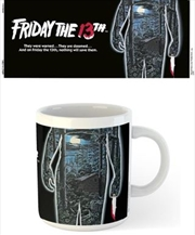 Friday The 13th One Sheet | Merchandise