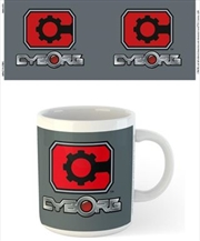 DC Comics - Cyborg Logo | Merchandise
