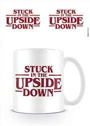 Stranger Things - Stuck In The Upside Down | Merchandise