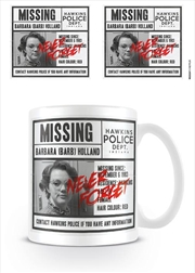 Stranger Things - Missing Barb | Merchandise