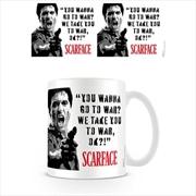 Scarface War | Merchandise