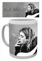 Kurt Cobain Smoke | Merchandise