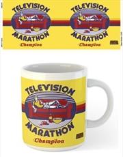 Steven Rhodes - Television Marathon | Merchandise