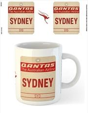 Qantas - Sydney Destination Tag | Merchandise