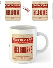 Qantas - Melbourne Destination Tag | Merchandise