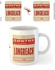 Qantas - Longreach Destination Tag | Merchandise