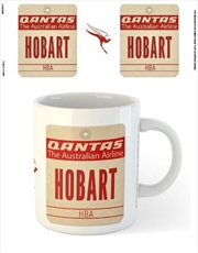 Qantas - Hobart Destination Tag | Merchandise