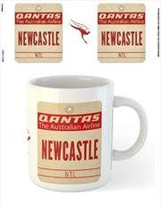 Qantas - Newcastle Destination Tag | Merchandise