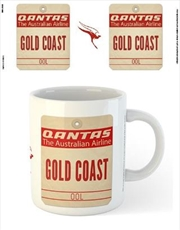 Qantas - Gold Coast Destination Tag | Merchandise