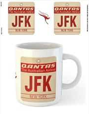 Qantas - JFK Airport Code Tag | Merchandise