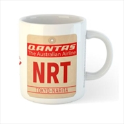 Qantas Nrt Airport Code Tag | Merchandise