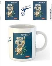 Qantas Retro Koala | Merchandise