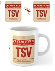 Qantas - TSV Airport Code Tag | Merchandise