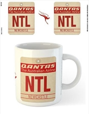 Qantas - NTL Airport Code Tag | Merchandise