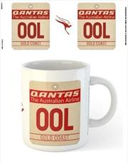Qantas Ool Airport Code Tag | Merchandise