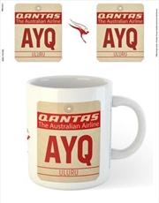 Qantas - AYQ Airport Code Tag | Merchandise