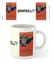 Qantas - Fly There by Qantas 1929 | Merchandise