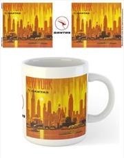 Qantas - Fly to New York | Merchandise