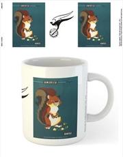 Qantas - America Squirrel | Merchandise