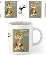 Qantas - Singapore Tiger | Merchandise